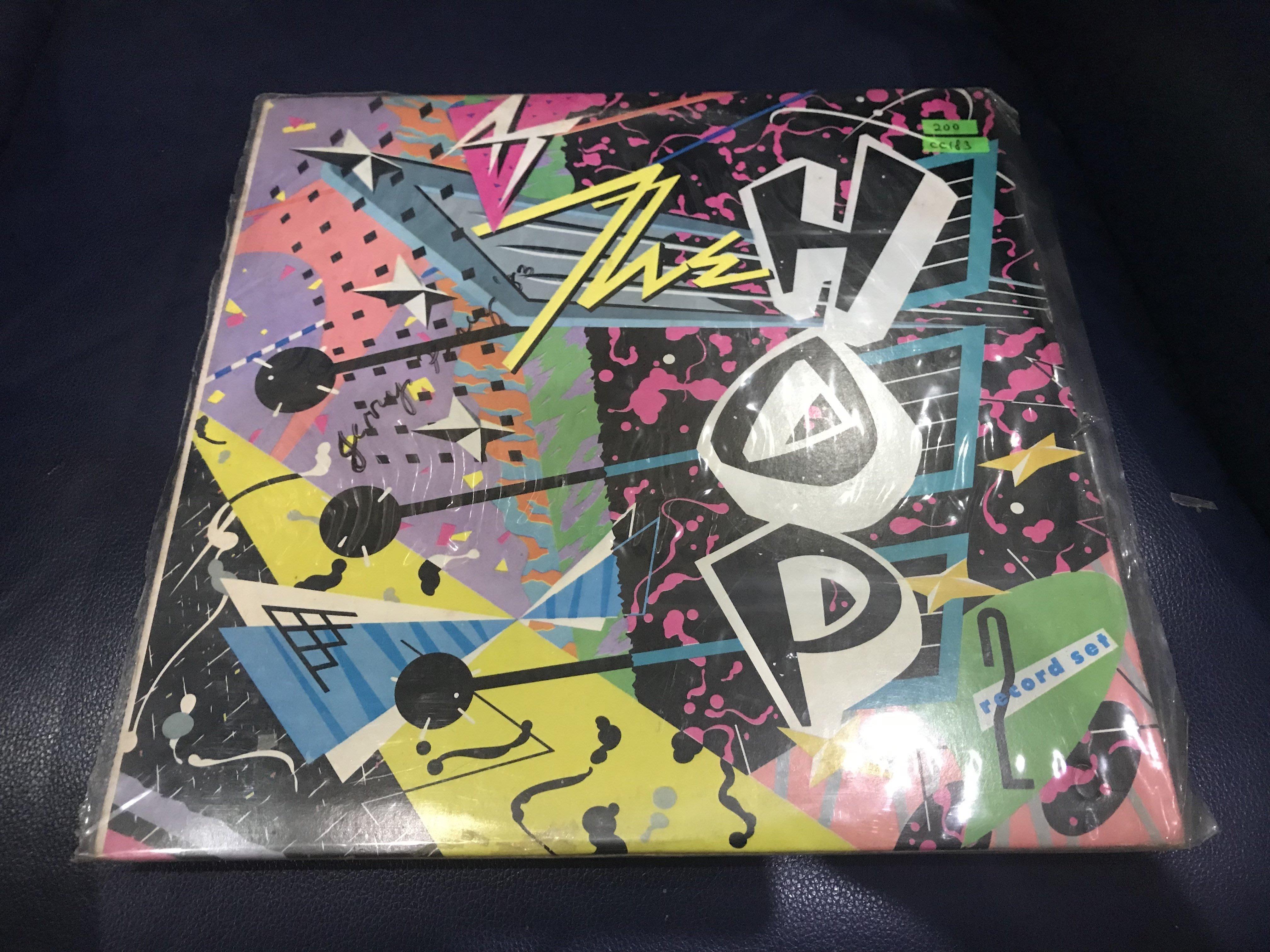 開心唱片 (ALL THE HOP) 二手 黑膠唱片 CC183
