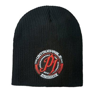 ☆阿Su倉庫☆WWE摔角 AJ Styles Phenomenal 1 Knit Hat 傳奇大師最新款毛帽 熱賣特價中