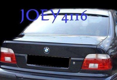 BMW E39 A版後遮陽 後上尾翼- ABS材質