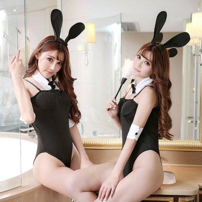 Hot Sexy Uniformes Tentación Traje de Conejo Bunny Girl