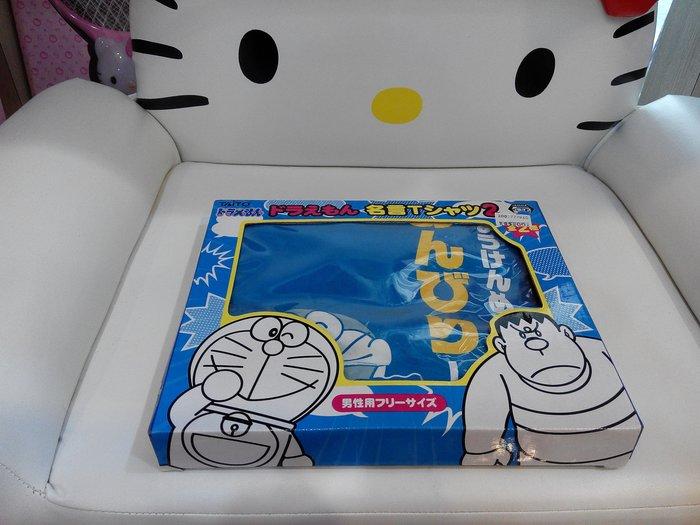 GIFT41 4165本通 三重店 DORAEMON 小叮噹名言T恤 (全2種) 7706096001