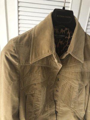 原價23萬 🇮🇹 高檔駝色天鵝絨全豹紋內裡長褲套裝