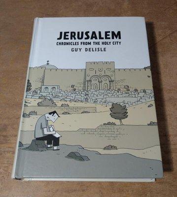 Jerusalem: Chronicles from the Holy City│Guy9781770460713七成新