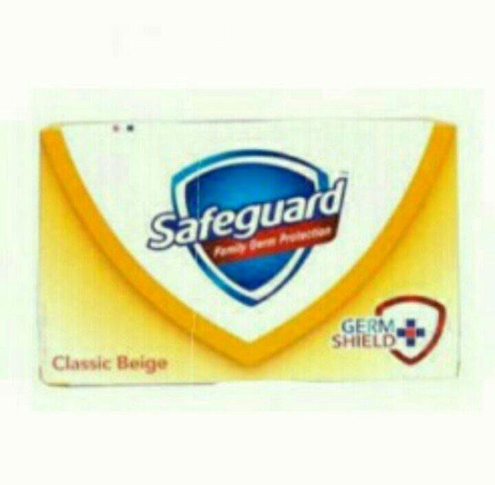 菲律賓 Safeguard classic beige 經典香皂 /1塊/135g