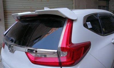 ~歐力車飾~本田HONDA 17-19年 CRV 5 尾翼 CR-V5 擾流板 CRV5 尾翼 壓尾翼 空力套件 含烤漆