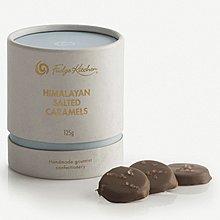 (請先詢問)(預購7天寄出)英國 Fudge Kitchen 牛奶海鹽焦糖巧克力 milk chocolate salted caramels 125g