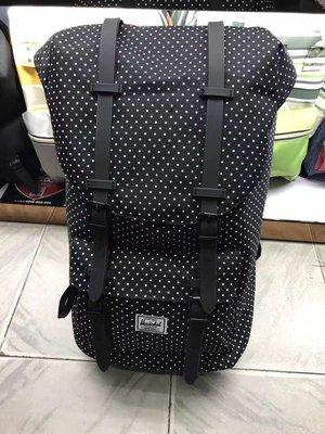 【海洋之心二館】加拿大Herschel Supply Co Little America Backpack 拼接雙肩包