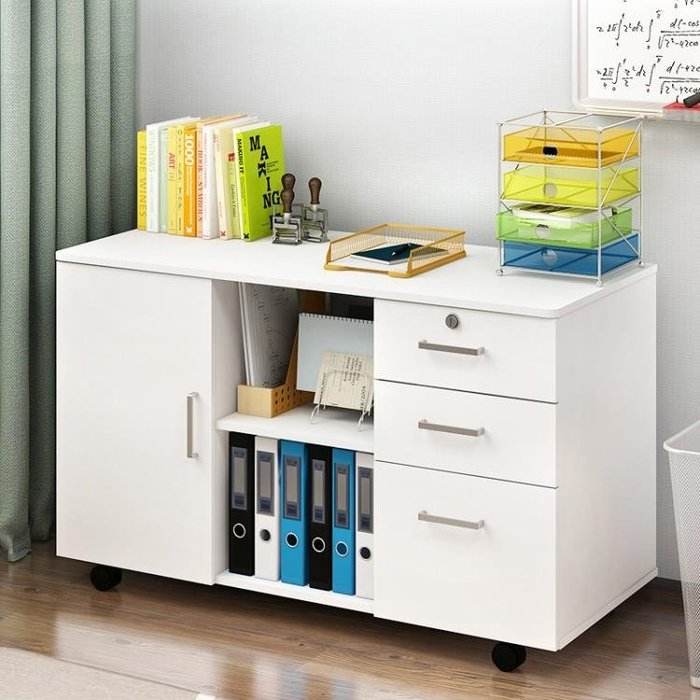 床頭櫃簡易家用經濟型臥室收納柜角柜客廳儲物柜可移動床頭柜邊柜  XY1559