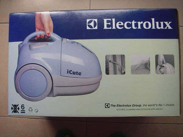 全新未拆Elctrolux伊萊克斯吸塵器  型號z207.z208