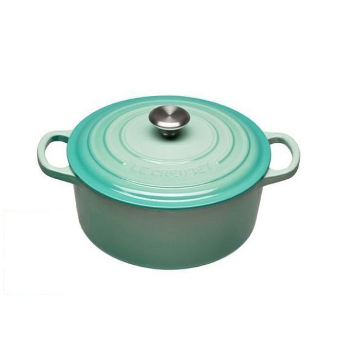 法國 LE CREUSET 鑄鐵鍋 LC鍋 22cm 8色可選