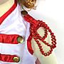 【洋洋小品啦啦隊儀隊造型服-裙GB26】 兒童造型萬聖節服裝聖誕節服裝舞會派對服裝表演公主禮服冰雪奇緣公主白雪灰姑娘台灣製造