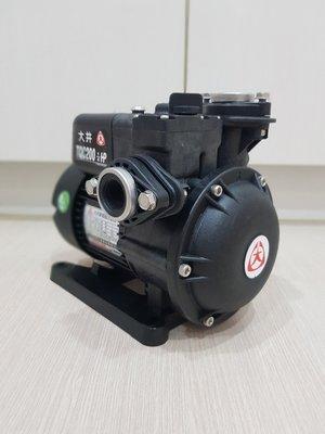 【泵浦五金】大井TQC200頂樓順水加壓機。1/4HP加壓馬達~管內不儲壓 特價中