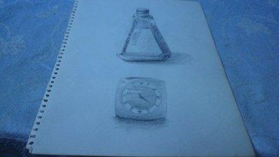 藍色小館10-A--------靜物畫