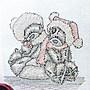 紅柿子【英文彩色版• Cross Stitching 十字繡作品集 Issue 171】特售50元‧