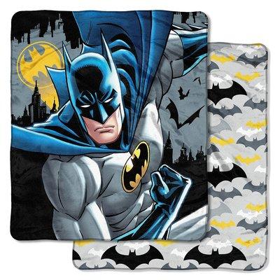 [現貨]蝙蝠俠雙面毛毯Batman To The Rescue Double-Sided空調毯宿舍交換生日禮品