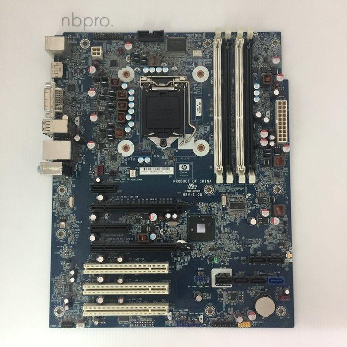 全新 HP Z200  主機板 506285-001 503397-001 1156針