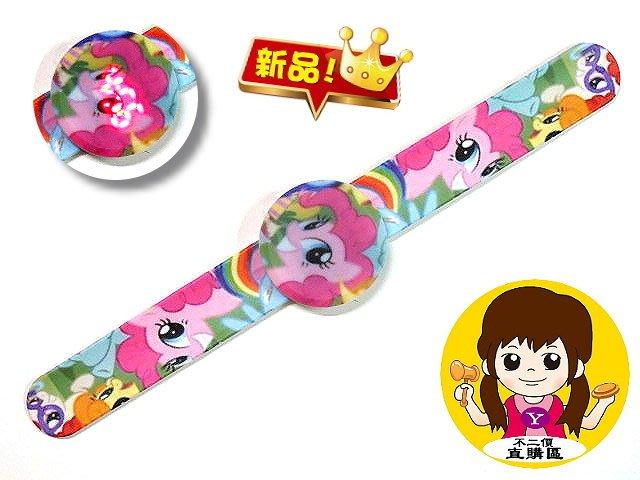 【 金王記拍寶網 】B004  LED果凍觸控錶 兒童錶 流行可愛  彩虹小馬 / 卡通 / 男婊 / 女錶