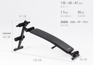 多功能仰臥起坐板 健腹器健身器材類似BEFIT星品牌AB BENCH