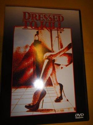Dressed to Kill 剃刀邊緣 布萊恩狄帕瑪(不可能的任務)導 米高肯恩 安姬狄金森