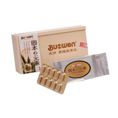 BUOWEN【伯溫生技】固本元素-冬蟲夏草 【120顆】