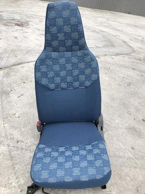 @中華三菱MITSUBISHI@堅達~CANTER~4期~全新原廠左前(駕駛座)座椅~貨車~布椅