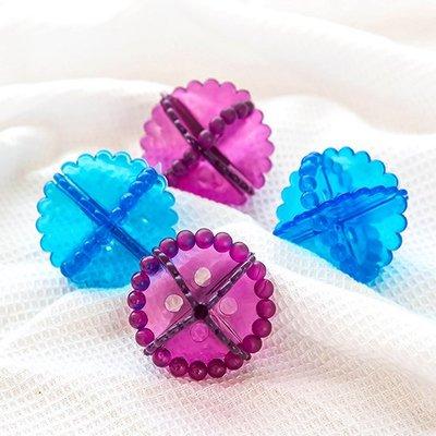Color_me【J037】去污 洗衣球 1入 洗護球 清潔球 洗衣機專用 防纏繞 洗衣球 洗衣物 清潔球 不打結 護洗