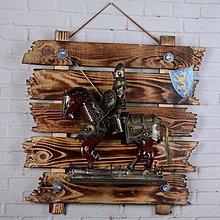 百年傳奇復古歐洲羅馬武士騎士勇士十字軍盔甲模型創意立體酒吧壁飾壁掛*Vesta 維斯塔*