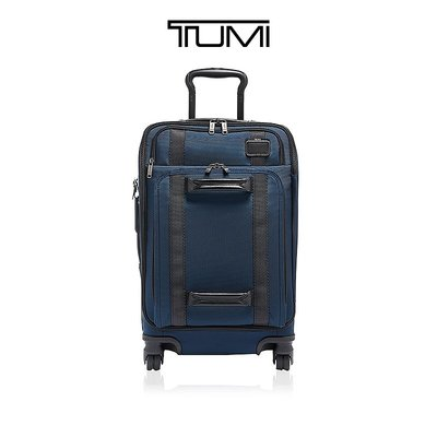 TUMI/途明Merge系列時尚休閑旅行可擴展男女拉桿箱行李箱小橘子