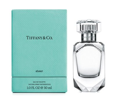 TIFFANY & CO. Sheer 同名晶淬淡香水 30ml【小7美妝】
