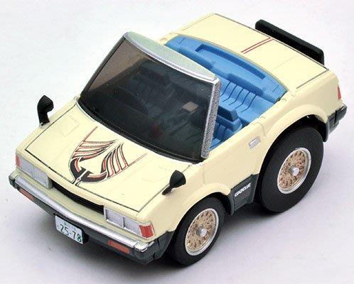 【秉田屋】TomyTec Z01 Choro-Q 阿Q Zero 西部警察 Nissan 日產 Gazelle 警車