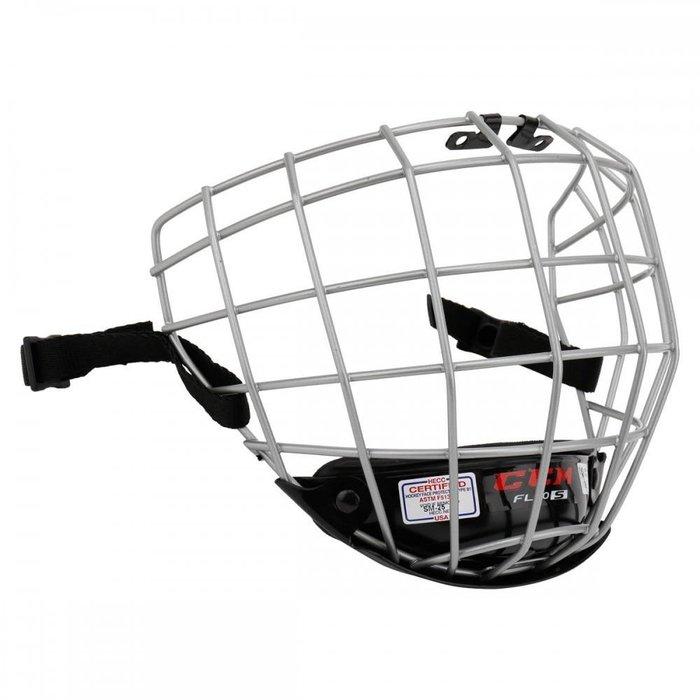 CCM Fitlite 40 鐵網 S號 銀色 可適用於多數品牌型號頭盔 千萬不要用錯鐵網尺寸 很危險 可能會受傷
