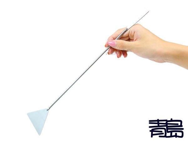 Y。。。青島水族。。。F-108(批發價供應)不銹鋼.不鏽鋼水草剪(剪刀)水草夾==鏡面拋光/整平器32cm 平砂鏟