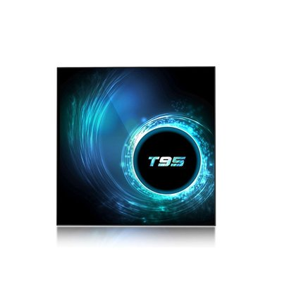 【4+32GB】 T95 雙頻 全志H616高清智能6K全新網絡電視機頂盒安卓10.0 TV BOX播放器 19976