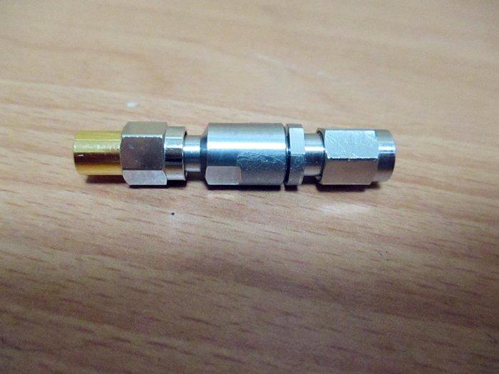 康榮科技二手儀器領導廠商Agilent N4911A/002 Adapter 3.5mm-2.4mm (f-m) 很新