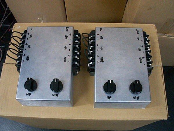ALTEC A5 A4分音器一對(與N-500C可通用)(自製品採美製電容)