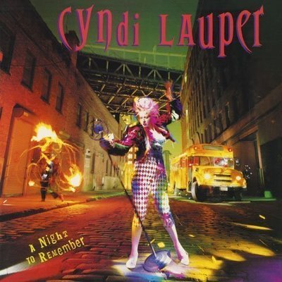 特價預購 Cyndi Lauper 辛蒂露波 Night To Remember (日版高音質 Blu-spec CD)