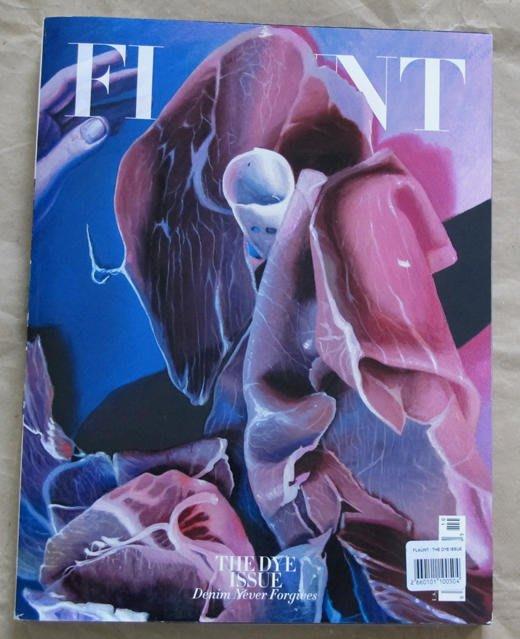 歐美流行文化雜誌 FLAUNT Issue 129(2013) : Douglas Booth+Lily Collins