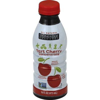 [迷你單車] 大瓶裝 STONERIDGE Tart Cherry Concentrate 濃縮酸櫻桃汁 473ml