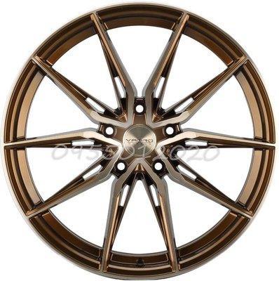 新款美國VARRO VD-36旋壓輕量17吋鋁圈18吋鋁圈5孔114.3/ 5孔100/ 5孔108/ 5孔112全車系
