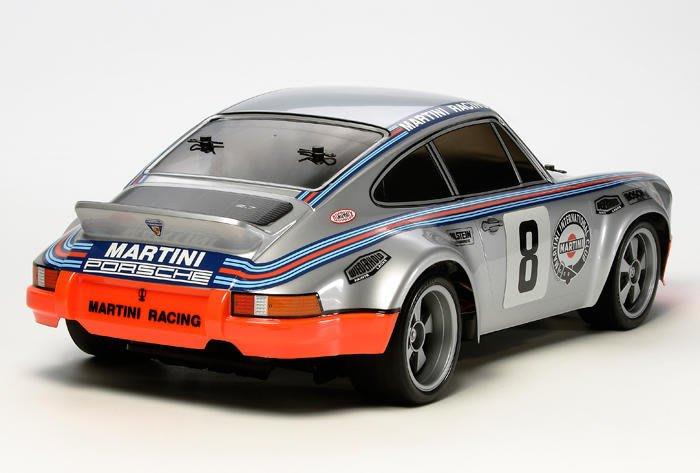 大千遙控模型 TAMIYA 58571 Porsche 911 1/10 四驅電動房車套件(TT-02)