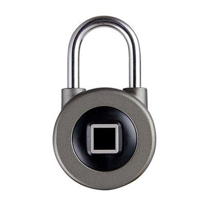 防水指紋鎖【L288】智慧鎖頭 智能鎖 藍芽鎖 不銹鋼鎖頭 IP65防水 工業遠端控管 指紋藍牙鎖頭 掛鎖 艾比讚