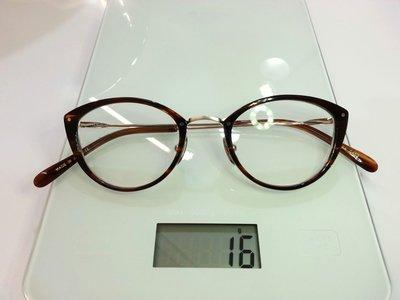 YELLOWS PLUS -FLORA 日本手工眼鏡