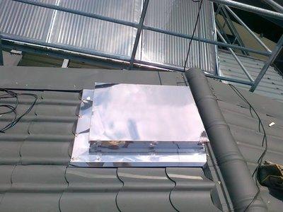 不鏽鋼天窗 天井蓋 鐵皮屋逃生孔 烤漆浪板維修孔 出入蓋