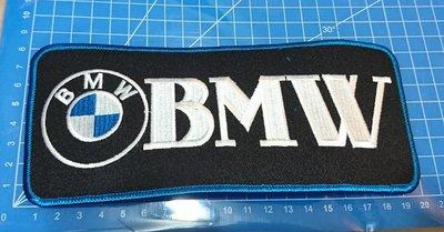 刺繡臂章-大寬版BMW-E21