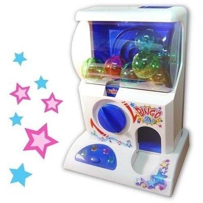 【Max魔力生活家】可愛中型 扭蛋機+10顆玩具蛋  (可抽獎用) (現貨供應)