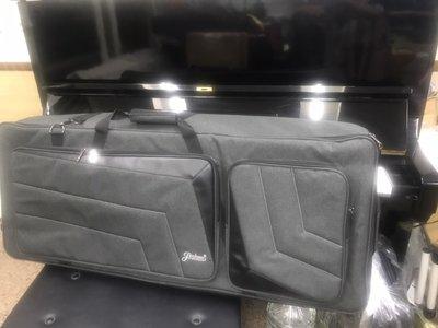 律揚樂器 預購 61鍵 拉桿輪子 電子琴箱 電子琴袋 電子琴旅行箱 樂器箱 旅行箱 厚鋪雙層保護