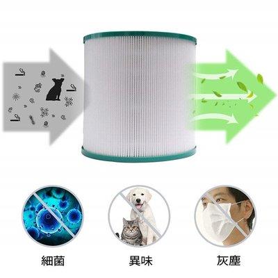泳 現貨 Dyson 戴森 pure cool 二合一涼風空氣清淨機 HEPA高效濾網 過濾器(副廠/綠) /TP00/