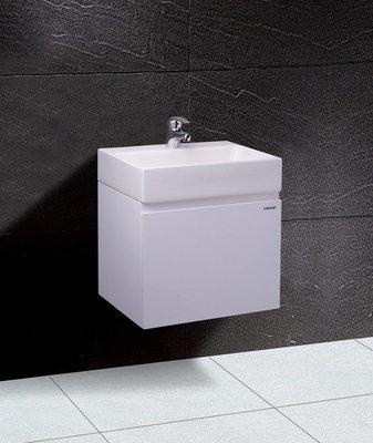 @東崧廚衛@凱薩 列紋德浴櫃組 LF5255A(50*50*51.5CM)-未含龍頭-小空間專用系列三