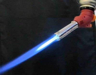 可倒噴火 瓦斯噴槍頭 1300度 電子...
