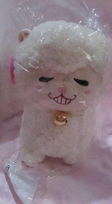 開心水族箱 奶油羊駝魚 玩偶娃娃 收藏者不可錯過